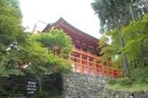 延暦寺横川 横川中堂